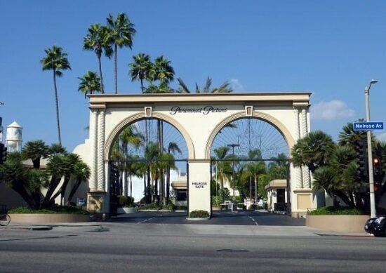 Ingresso dei Paramount Studios - Los Angeles (California)