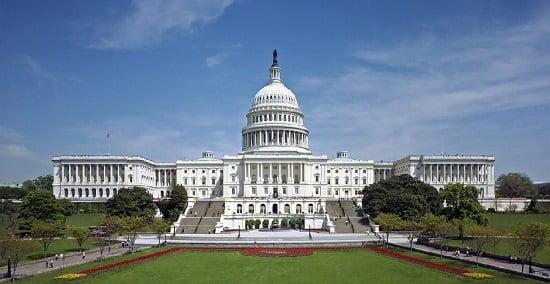 Campidoglio degli Stati Uniti - Foto di Architect of the Capitol da Wikipedia