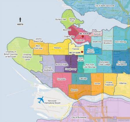 Dove dormire a Vancouver: migliori hotel e zone dove ...